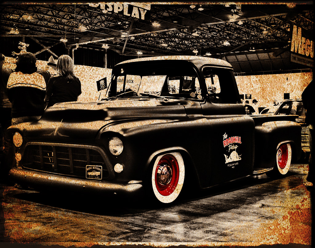 Old School Chevy Trucks Old School Chevy Truck