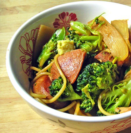 homemade take-out: chicken lo mein | coconutlime.blogspot ...