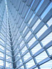 Milwaukee Art Museum (Details) | by tanakawho