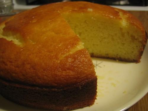 Cake Citron Rapide