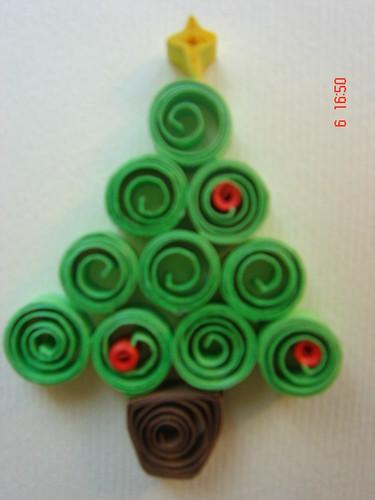 Tag navidad rizarte scrap fusion flickr - Arboles de navidad artesanales ...