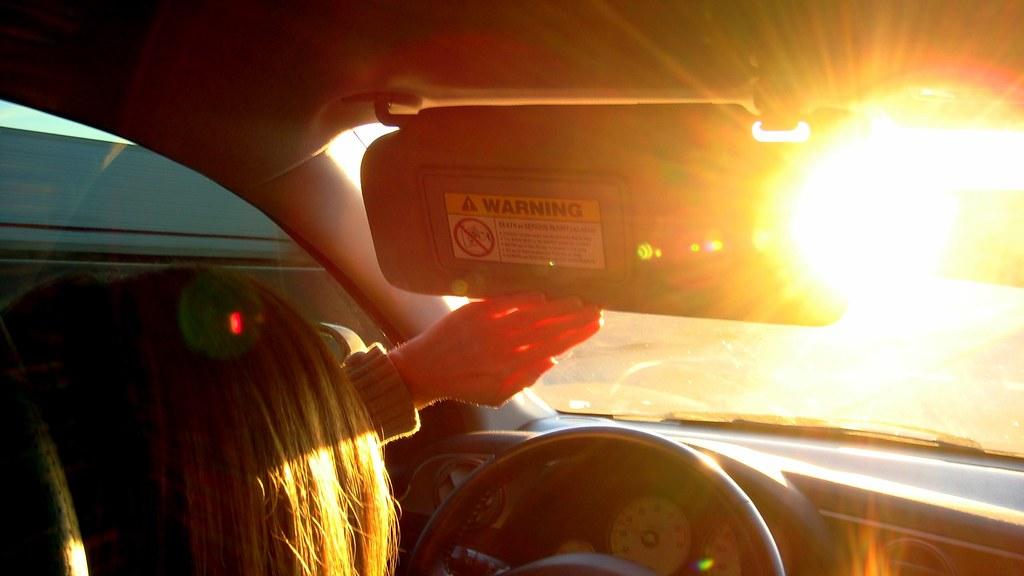 Image result for sun glare