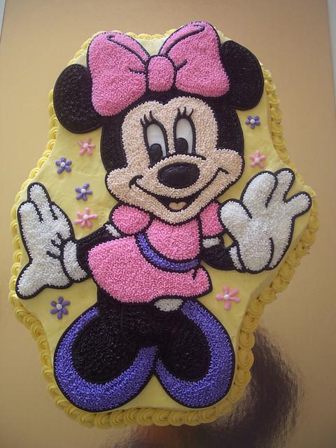 Minnie Cake Pan