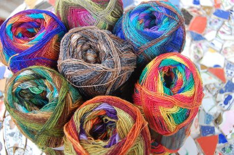 Kureyon Sock Yarn | by ImagiKnit