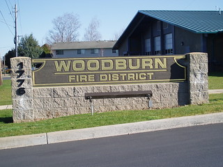 Woodburn's Fire department | by Lotus72