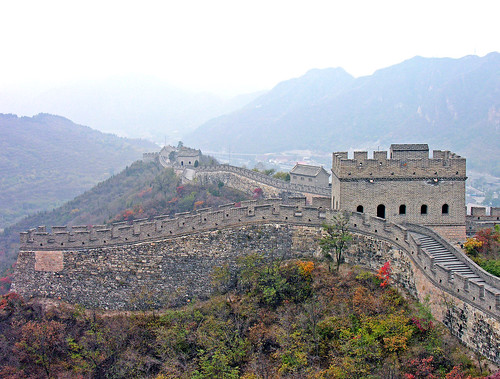 China-6417 - A branch in the Great Wall | by archer10 (Dennis) 105M Views
