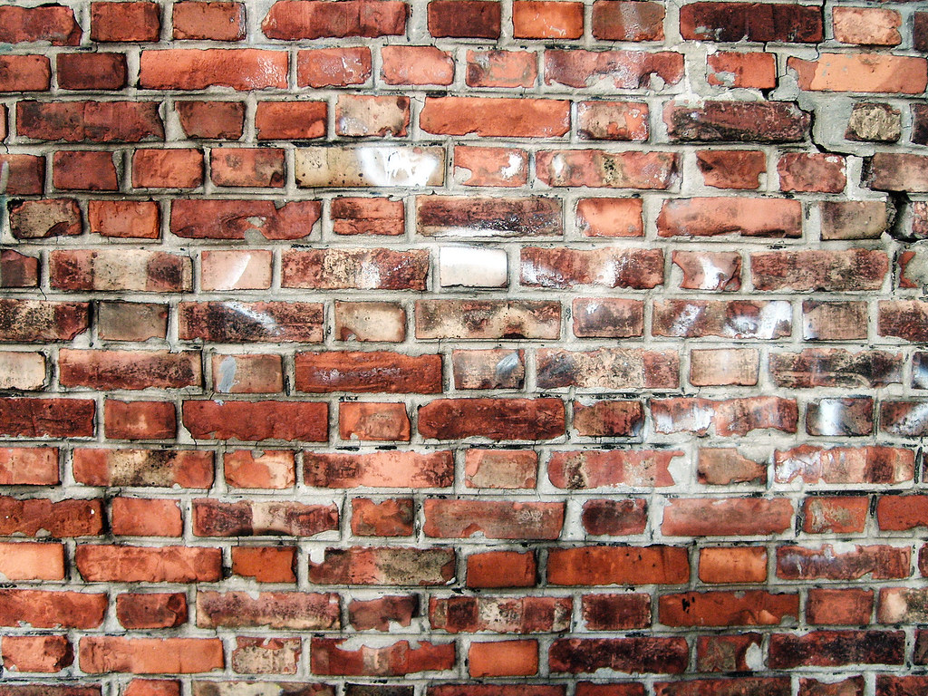 The brick wall free wallpaper this picture is licensed for Wallpaper images for house walls