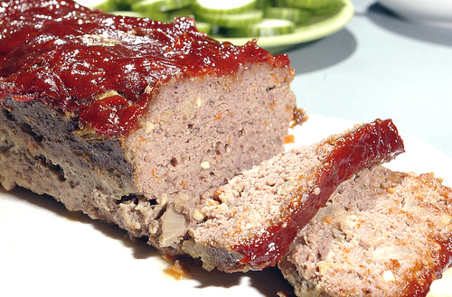 pain de viande meatloaf recette sur mes recettes. Black Bedroom Furniture Sets. Home Design Ideas