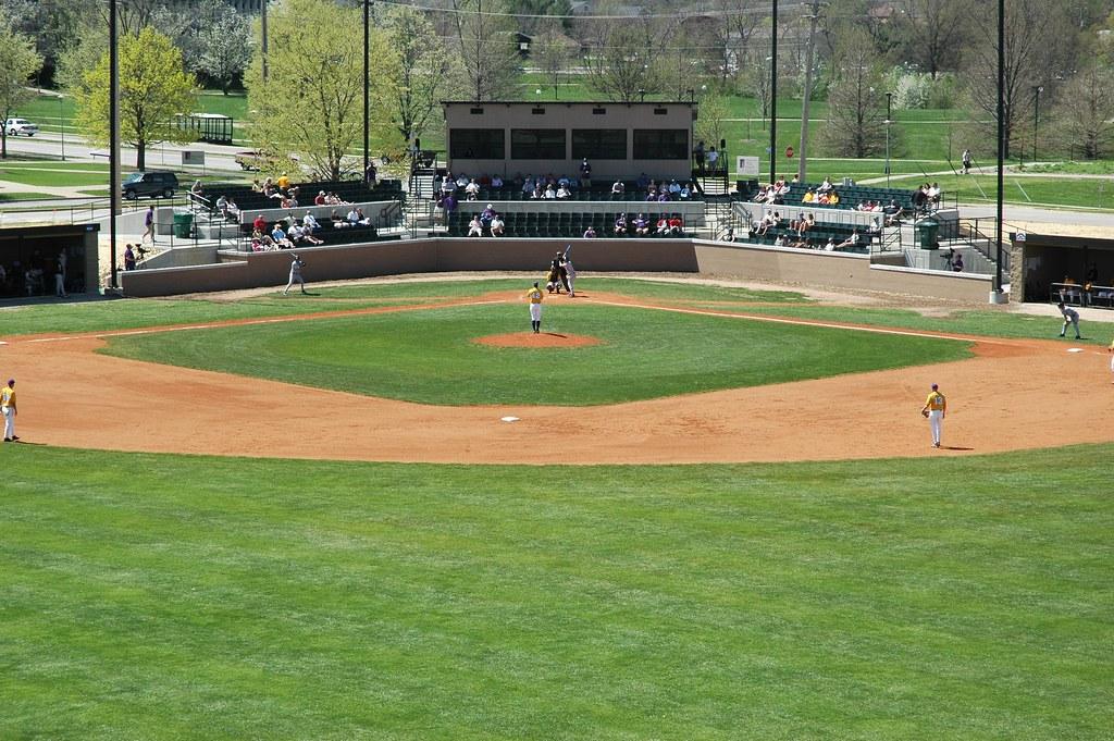 Alfred D. Boyer Baseball Stadium | This new stadium was the ...