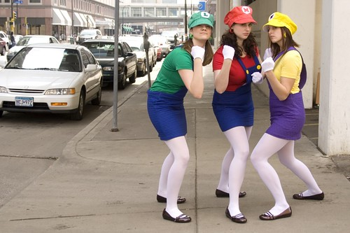 Mario Girls 9 | by Meagan.Marie