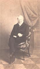 Portrait of Alexander von Humboldt (1769-1859), Biologist and Geologist