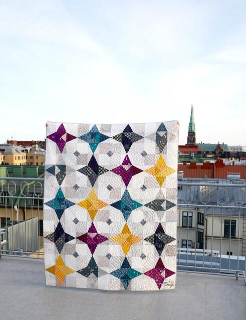 Shine bright quilt