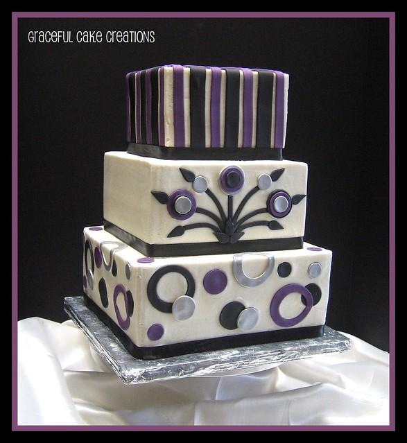 Retro Cakes Designs