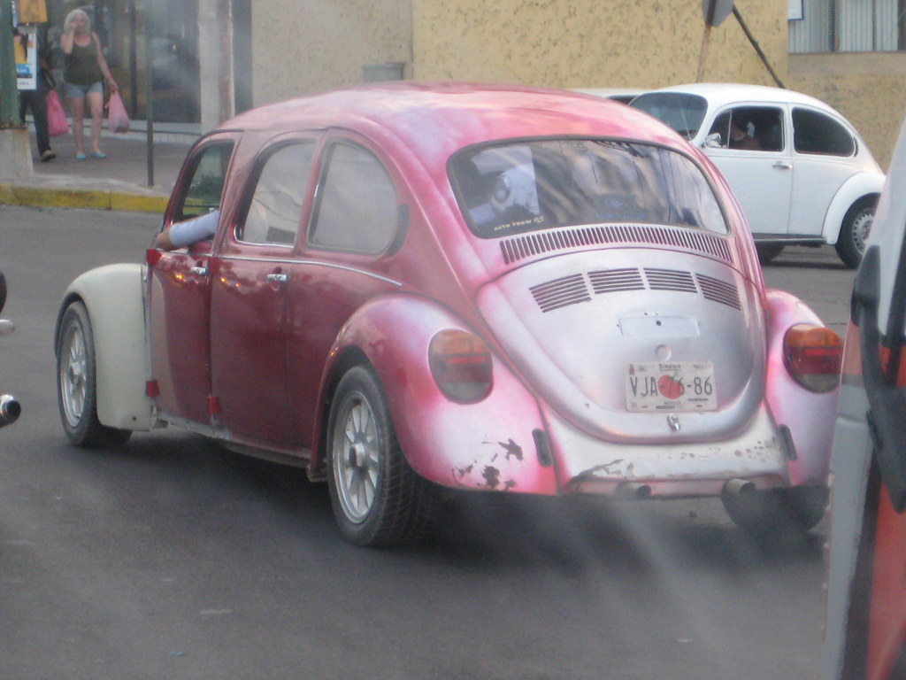 Beautiful ... Yes It Really Is A 4 Door VW Bug | By JasonWhitaker75