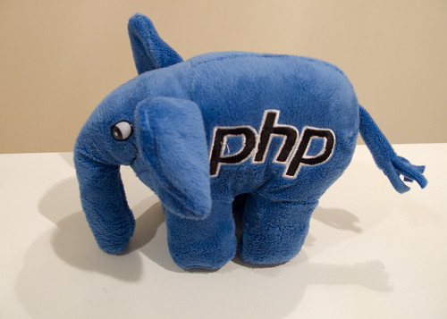 PHP Elephant | by Scott Beale