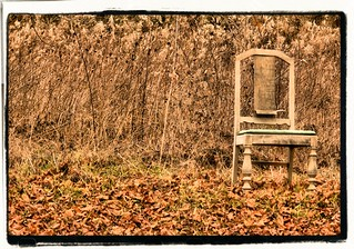 It Starts With A Chair | by Wayfaring Wanderer
