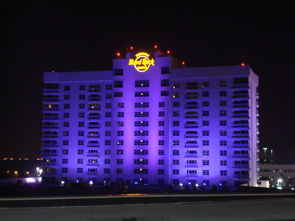 Seminole hard rock cafe casino