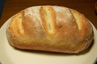 Simple crusty bread | by Dano