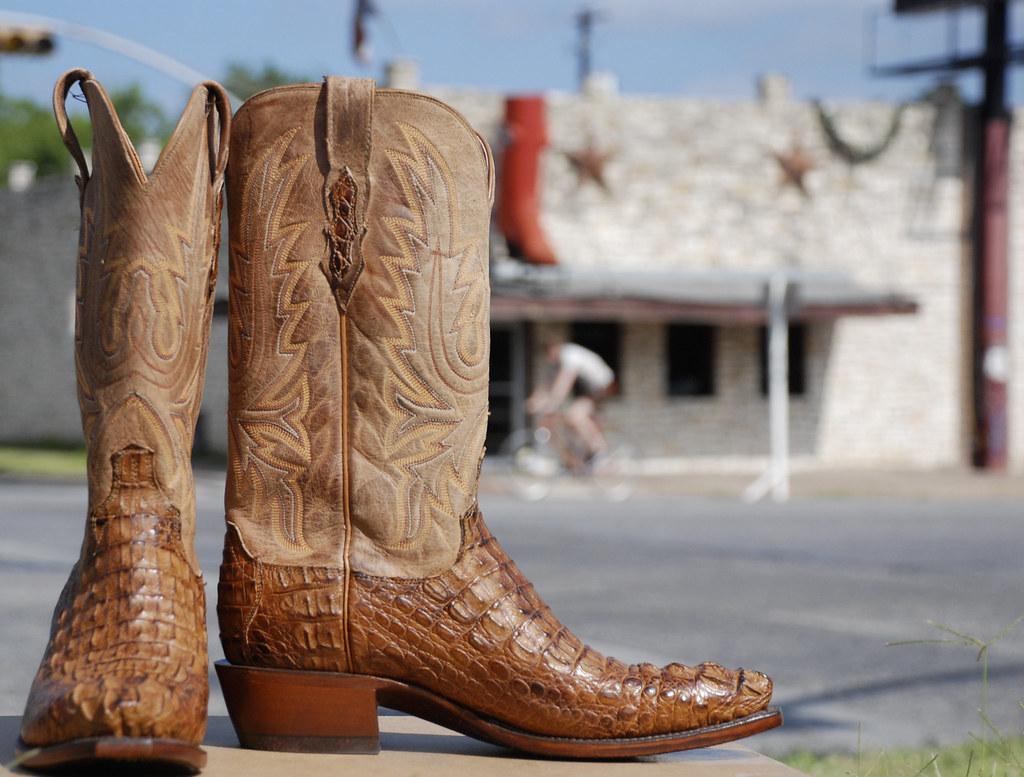 Allens Boots Austin Texas Cowboy Boots   Allens Boots Austin…   Flickr