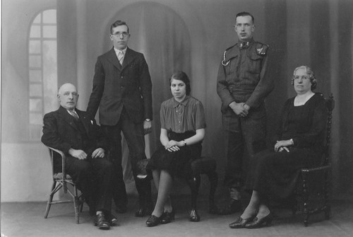 George Ainscough and family | by Boobelle