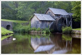 Mabry Mill - Blue Ridge Parkway | by [Christine]