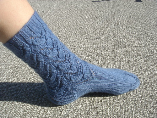 Bells and Whistles Socks | by Knitsnpurls