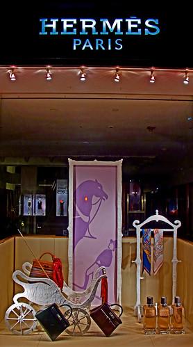 hermes of paris boutique window photo 113 hermes of. Black Bedroom Furniture Sets. Home Design Ideas