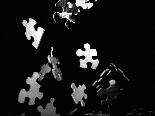 Puzzle pieces | by cgines