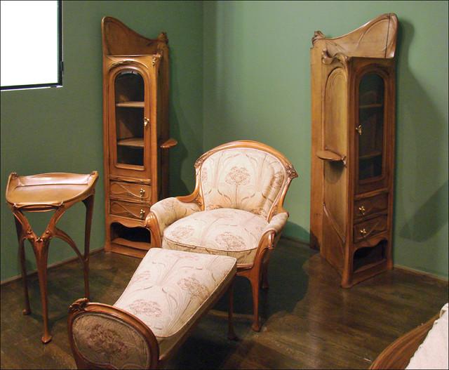 hector guimard mus e des arts d coratifs paris une cham flickr. Black Bedroom Furniture Sets. Home Design Ideas