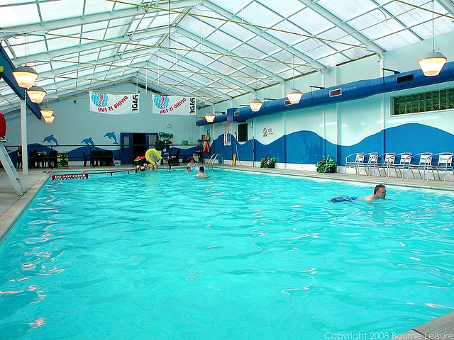 Seaview indoor pool flickr photo sharing for Allied gardens swimming pool