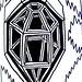 diamante en madera