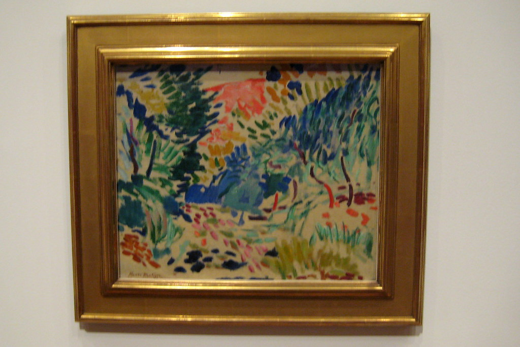 NYC - MoMA: Henri Matisse's Landscape at Collioure | Flickr