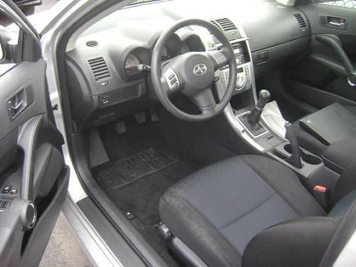 2005 Scion Tc Sporty Interior Penn Toyota Scion Photo