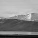 Snowy Arran from Kilbride Bay