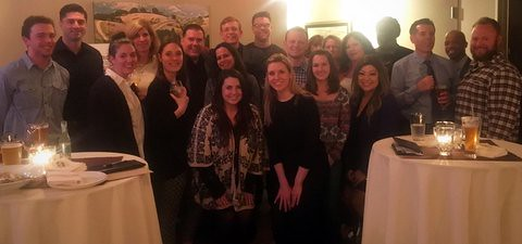 February 15, 2017 - Lafayette Chamber Young Professionals