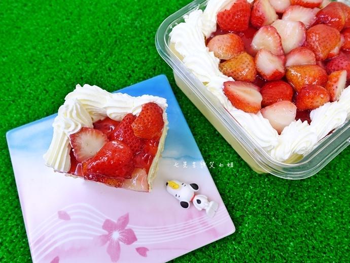 11 好市多必買 Costco 必買 網友推薦  新鮮草莓千層蛋糕