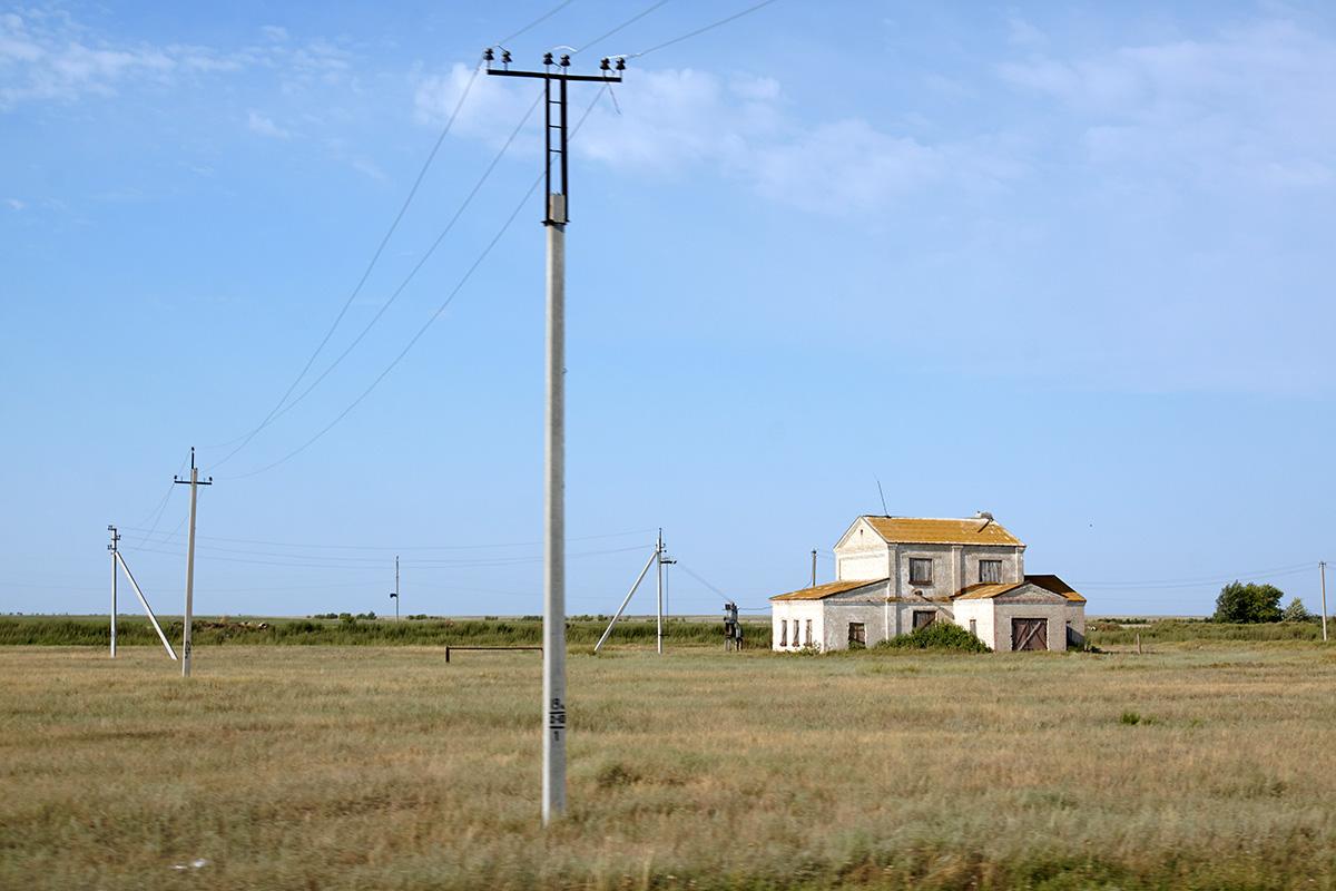 steppe house