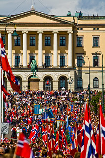 17th of May -Norway's Constitution Day | by Joaaso