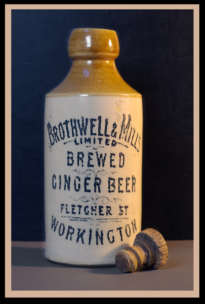 Brewed Ginger Beer Brothwell And Mills Remember Them