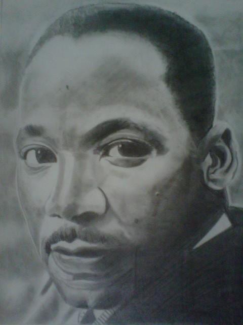 Dr Martin Luther King Jr Drawing Dr Martin Luther King Jr Flickr