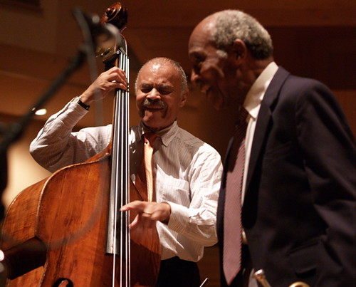 Earl May And Joe Wilder Earl May Was The Bass Player On
