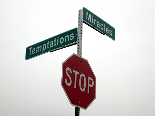 stop @ temptations & miracles | by erikadotnet