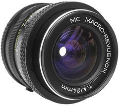 MC Macro Revuenon 1:4/24 mm