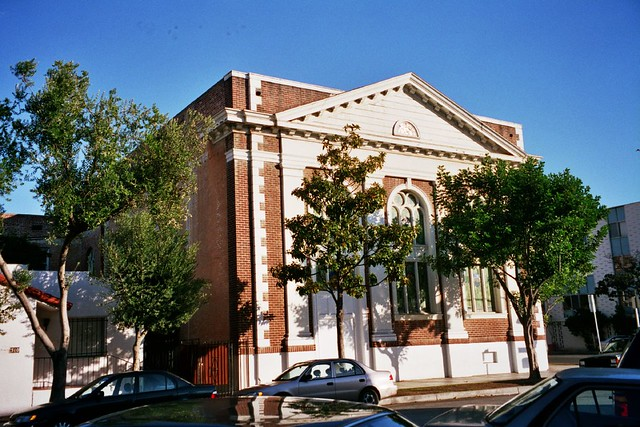First Methodist Episcopal Church South Long Beach Califo Flickr