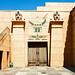 east wall, Grauman's Egyptian Theater (1922), 6712 Hollywood Boulevard, Hollywood, California