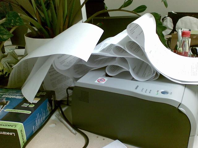 Druckerfehler – Ursachen und Lösungsansätze