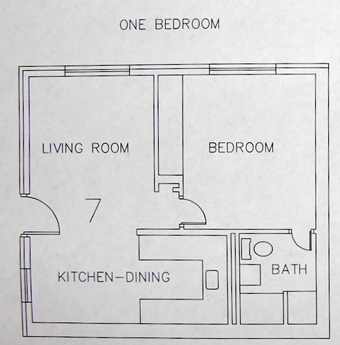 Bedroom Floor Plan With Dimensions