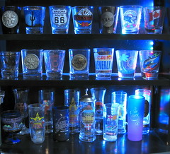 shot glasses | by Mike G. K.