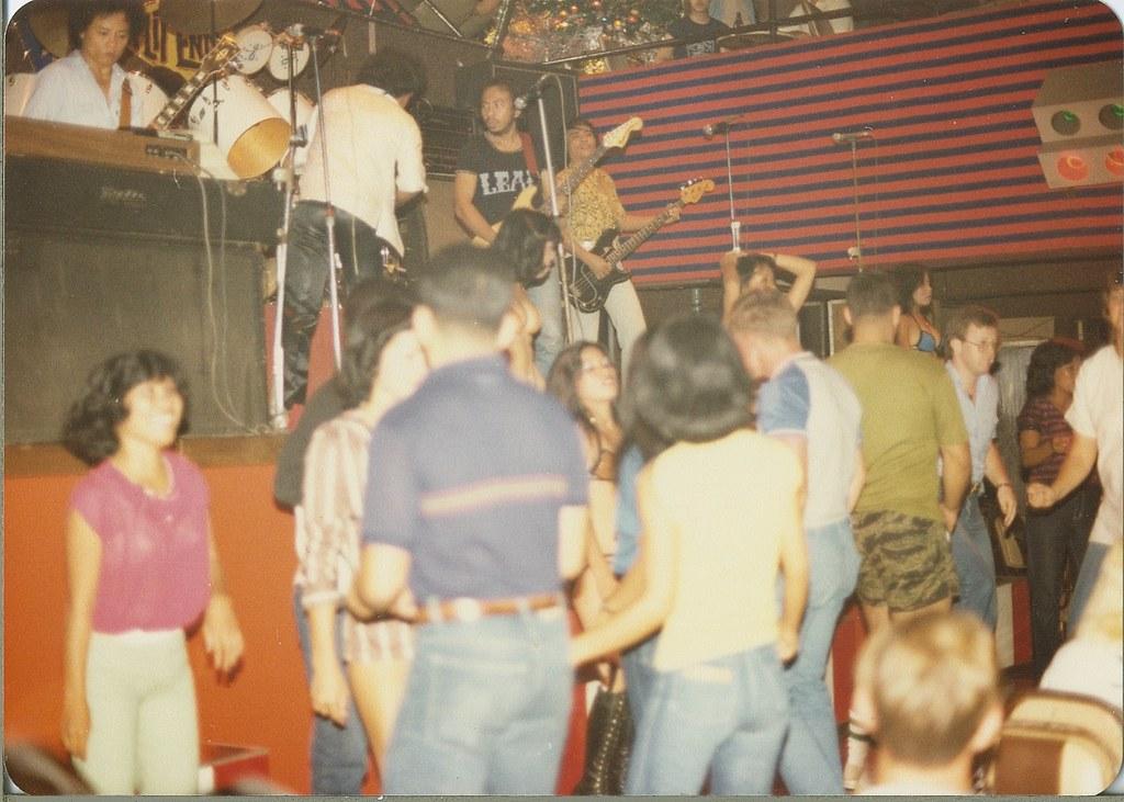 Olongapo City The Philippines 1981 Late 1981 Olongapo