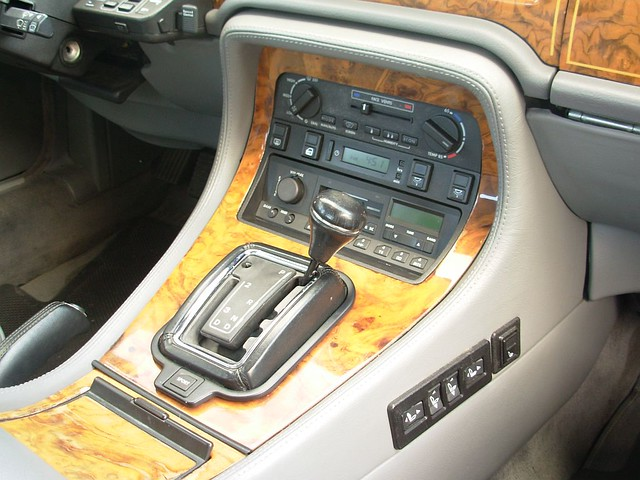 1990 Jaguar XJ6 Sovereign  blondy  Flickr